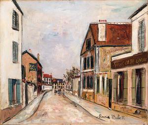 Rue de l'abreuvoir Montmartre
