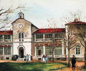 The Anse Hospital (Rhne)