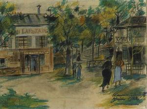 The Robinson restaurant