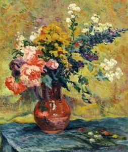 bouquet di fiori in a vaso
