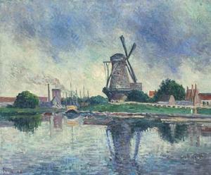 Mill in Hollande