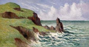 Rothéneuf coast, near Saint-Malo