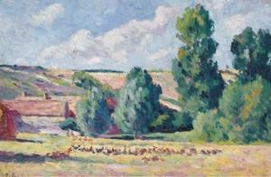 The Ezeaux farm (Moulineux)