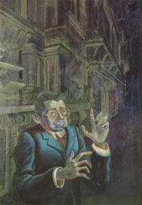 Portrait of the Painter Adolf Uzarski