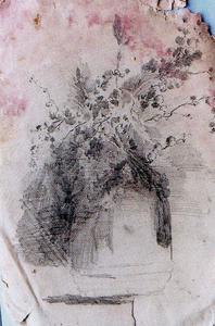 草图 分行  与  花儿