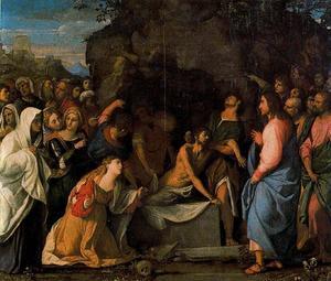 La Resurrection de Lazare