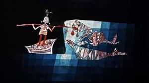 Battle Scene from the Comic Opera. The Seafarer