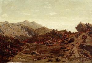 The Hills of Saint-Loup
