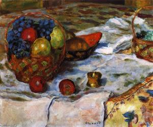 Still LIfe with Earthenware Dish