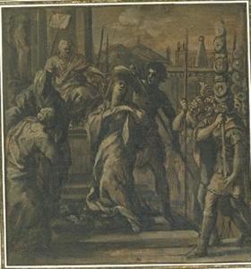 Martyrdom of St. Agnes