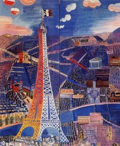 Panorama of París