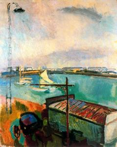 The port of Le Havre 1