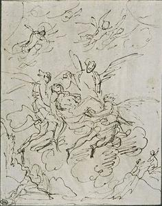 Apotheosis of Mary Magdalene