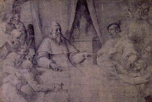 Clement VII and Charles V
