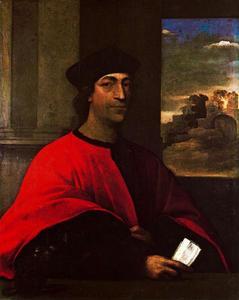 Portrait of Cardinal Antonio Ciocchi del Monte