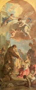 Miracle of Saint Francis of Paola