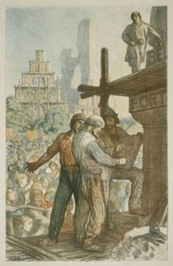 Reconstruction of Belgium