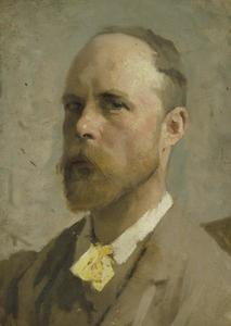 Study for a self-portrait