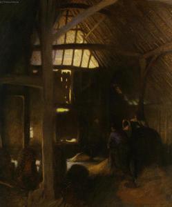The Dark Barn