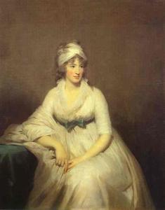 Portrait of Isabella McLeod, Mrs. James Gregory