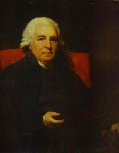 Portrait of Lucius O'Beirne, Bishop of Meath