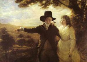 Portrait of Sir John and Lady Clerk of Penicuik