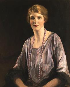 Portrait of Miss Callery