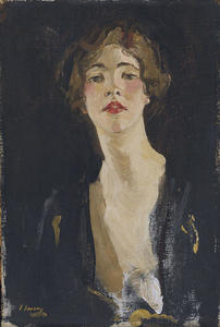 Portrait of Violet Trefusis