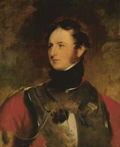 Portrait of Charles William Stewart, Third Marquess of Londonderry