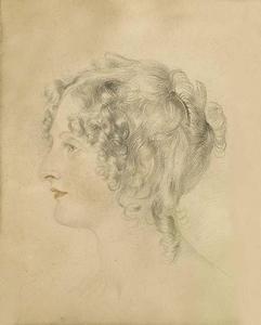Portrait of Countess Georgina Bathurst