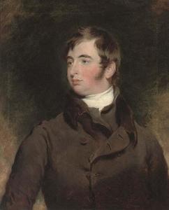 Portrait of George Charles Pratt