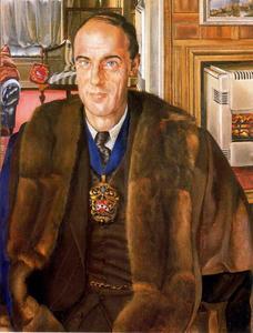 Portrait of J.E. Martineau