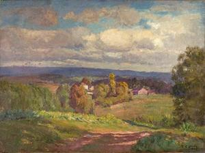 A Day of Clouds (Summer Sky, to the North)