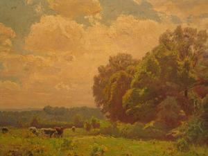 A Midsummer Idyll at Noon