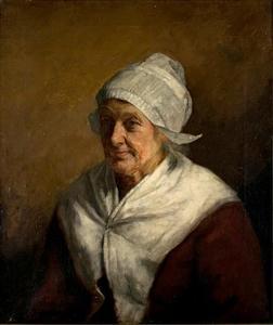 Bavarian Peasant Woman