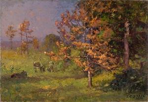 Early Autumn (The Autumn White Oak)