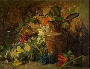 花儿 和 花瓶