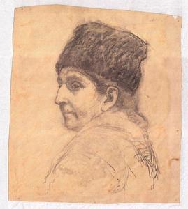 Man wearing hat