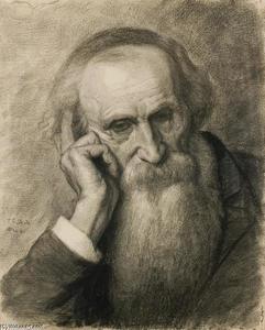 Portrait of an elderly man 1