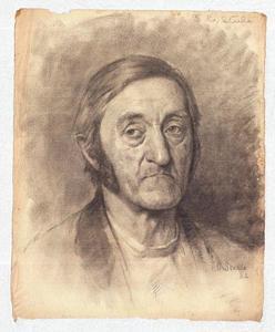 Portrait of an elderly man 3