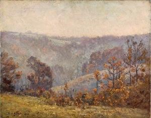 Valley Scene (Late November)