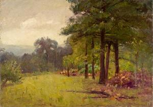 Woodland Scene (Midsummer Afternoon)