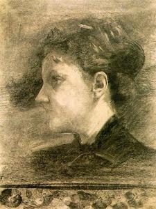 Portrait of Mariette Benedict Cotton
