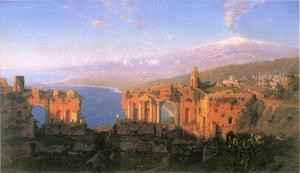 Greek Theater at Taormina