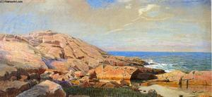 Rocky Coast of New England