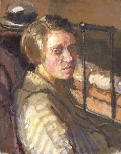 Camden Town Portrait