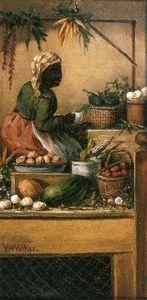 Charleston Vegetable Woman