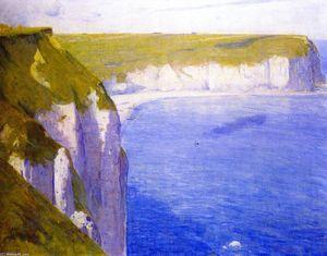 Cliffs at Yport