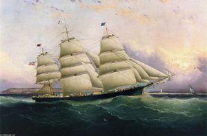 The Clipper Ship 'Sunrise'