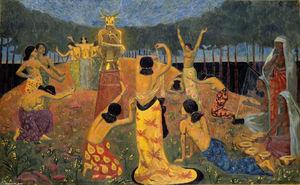 The Daughters of Pelichtim